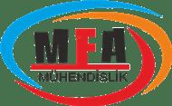 MFA MÜHENDİSLİK Logo